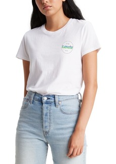 Levi's The Perfect Cotton Logo T-Shirt