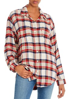 Levi's The Plaid Flannel Utility Shirt