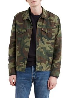 Levi's® The Trucker Camo Jacket