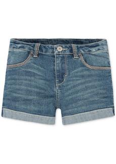 Levi's Thick Stitch Shorty Shorts, Big Girls
