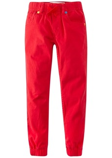 Levi's Little Boys Crayola Collection Twill Jogger Pants