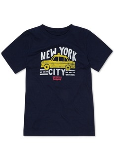 Levi's Toddler Boys Nyc Cab Graphic T-Shirt