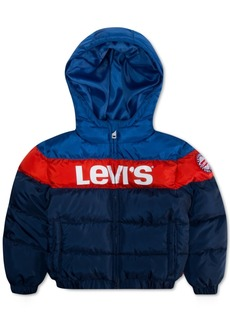 Levi's Toddler Boys Rocket Puffer Jacket