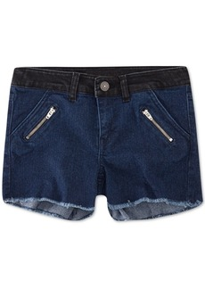 Levi's Toddler Girls Colorblocked Zipper Shorts
