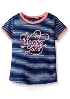 Levi's Girls' Way Back Ringer T-Shirt