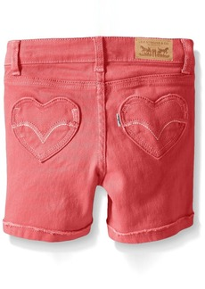 Levi's Toddler Girls' Summer Love Shorty Shorts