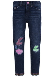 Levi's Toddler Girls Super Skinny Crayola Jeans