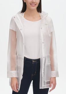 Levi's Transparent Raincoat