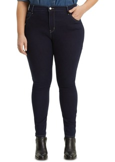 Levi's Trendy Plus Size 720 High-Rise Super Skinny Jeans