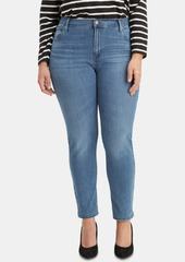Levi's Trendy Plus Size 721 High-Rise Skinny Jeans