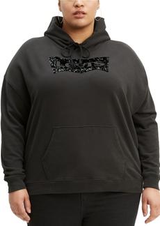 Levi's Trendy Plus Size Graphic Hoodie
