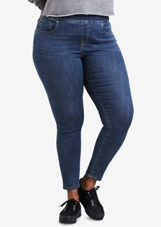 Levi's Trendy Plus Size Pull-On Jeggings