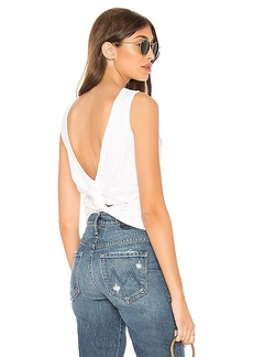 LEVI'S Twisted Back Tank