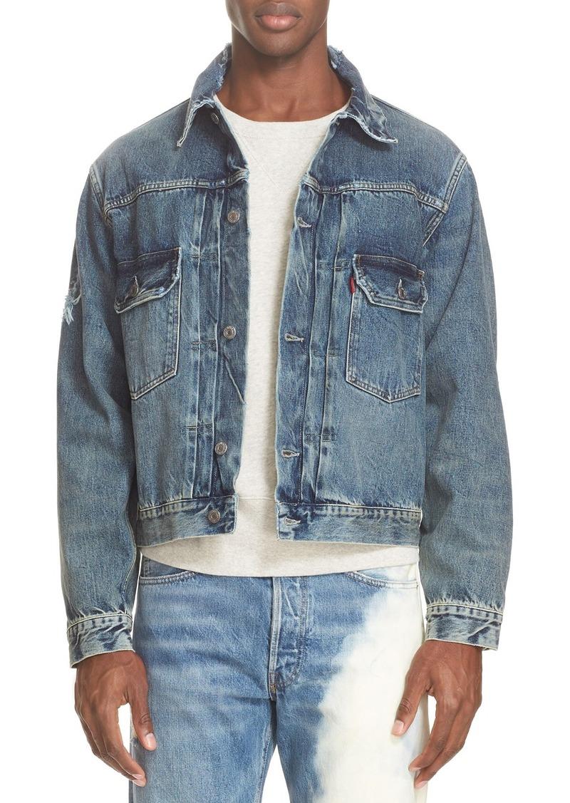 Levi's® Vintage Clothing '1953 Type II' Denim Jacket