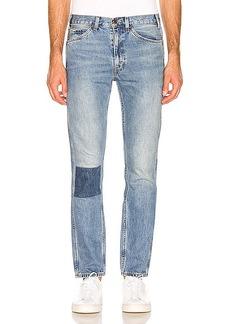 LEVI'S Vintage Clothing 1969 606 Jeans