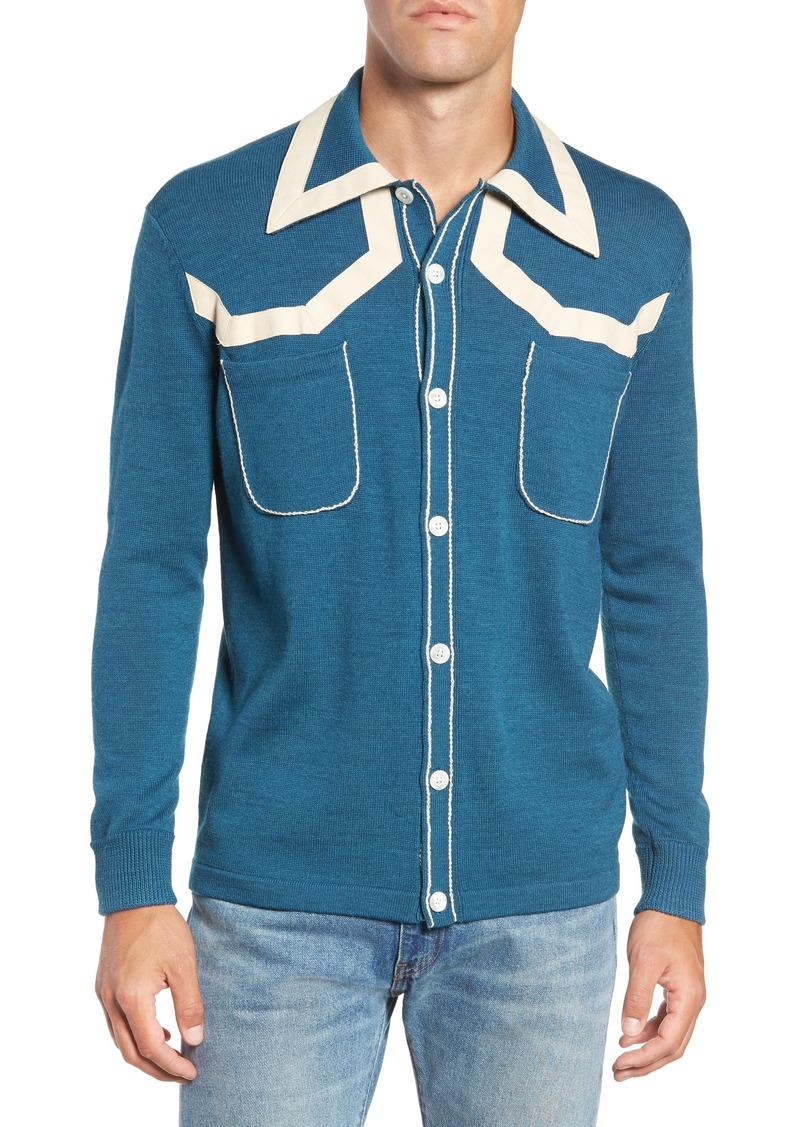 20c6114af54 Levi s Levi s® Vintage Clothing Isaac Knit Shirt