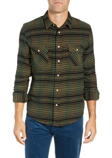 Levi's® Vintage Clothing Shorthorn Slim Fit Sport Shirt