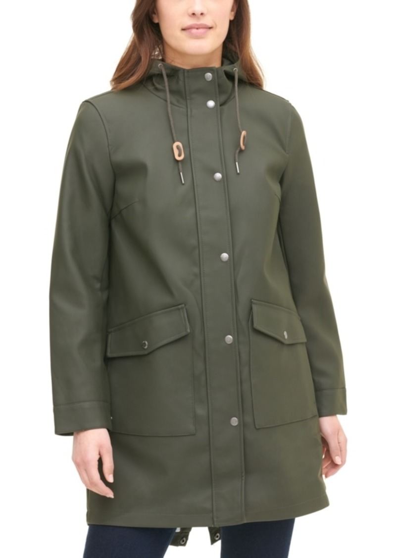 Levi's Women's Water-Resistant Rain Jacket