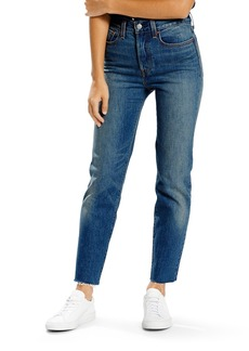 Levi's® Wedgie High Waist Straight Jeans