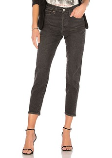 LEVI'S Wedgie Icon Fit. - size 24 (also in 25,26,27,28,29,30)
