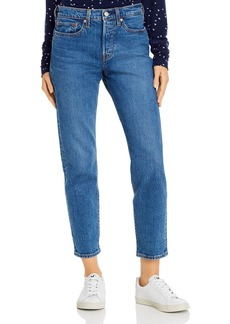 Levi's Wedgie Icon Fit Tapered Jeans in Charleston Moves