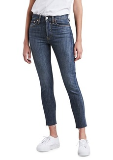 Levi's Wedgie Skinny Ankle-Jeans
