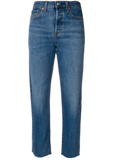 Levi's wedgie straight jeans - Blue