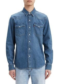 Levi's Western Denim Shirt