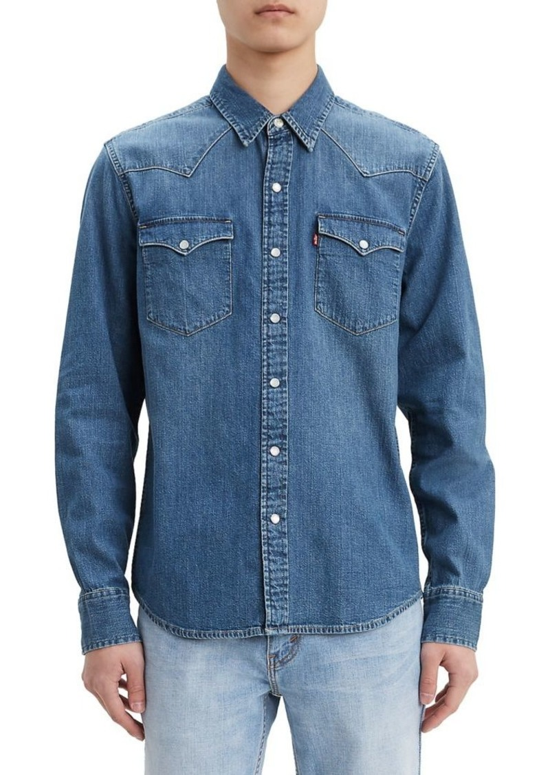 Levi's Western Denim Shirt
