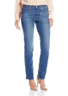 Levi's Women's 414 Classic Straight Jeans Coastal Ridge 27 (US 4) R