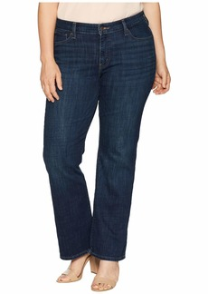 Levi's Women's 415 Plus-Size Classic Bootcut Easy Everyday Jean with Embroidery 40 (US 20) S
