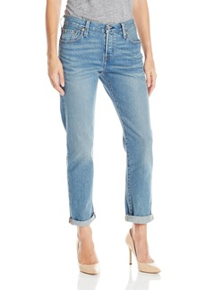Levi's Women's 501 Customized and Tapered Jeans  28 (US 6) S
