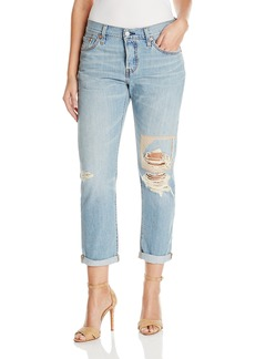 Levi's Women's 501 Customized and Tapered Jean Halfmoon