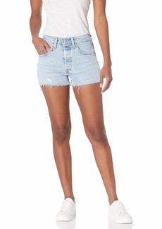 Levi's Women's 501 Original Shorts tango light 31 (US )