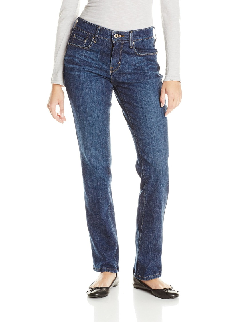 Levi's Women's 505 Straight Jeans  27 (US 4) R