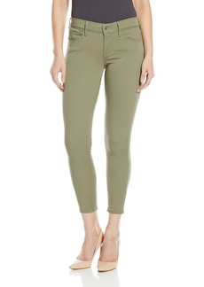 Levi's Women's 710 Super Skinny Ankle Jean Deep Lichen Green