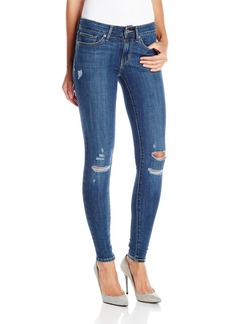 Levi's Women's 711 Skinny Jean Damage Is Done 30Wx28L