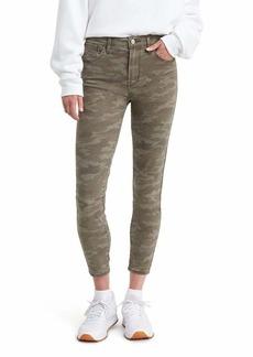 Levi's Women's 720 High Rise Super Skinny Crop Jeans   (US 4)