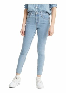 Levi's Women's 720 High Rise Super Skinny Jeans Ontario Noise 31 (US 12) R