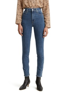 Levi's Women's 721 High-Rise Skinny Jeans