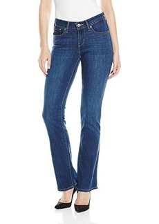 Levi's Women's 815 Curvy Bootcut Jean Runoff