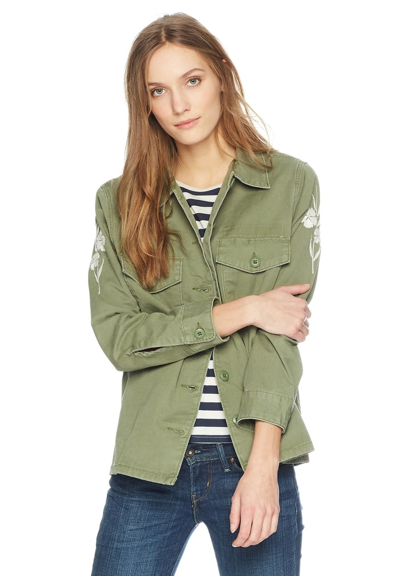 Levi's Women's Army Shirt Jackets