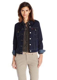 Levi's Women's Authentic Trucker Jacket Rinse