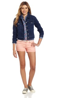 Levi's Women's Authentic Trucker Jacket Valley Blue Extra Small