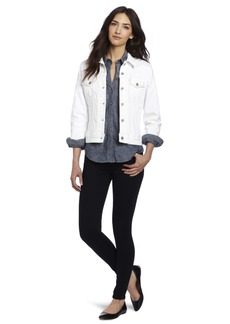 Levi's Women's Authentic Trucker Jacket Winter White
