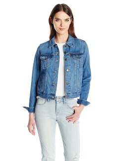 Levi's Women's Authentic Trucker Jackets Camp-Out Blues