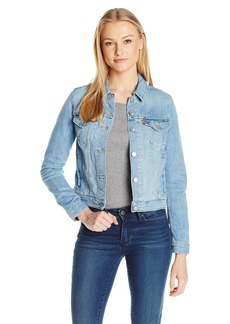 Levi's Women's Authentic Trucker Jackets  Medium