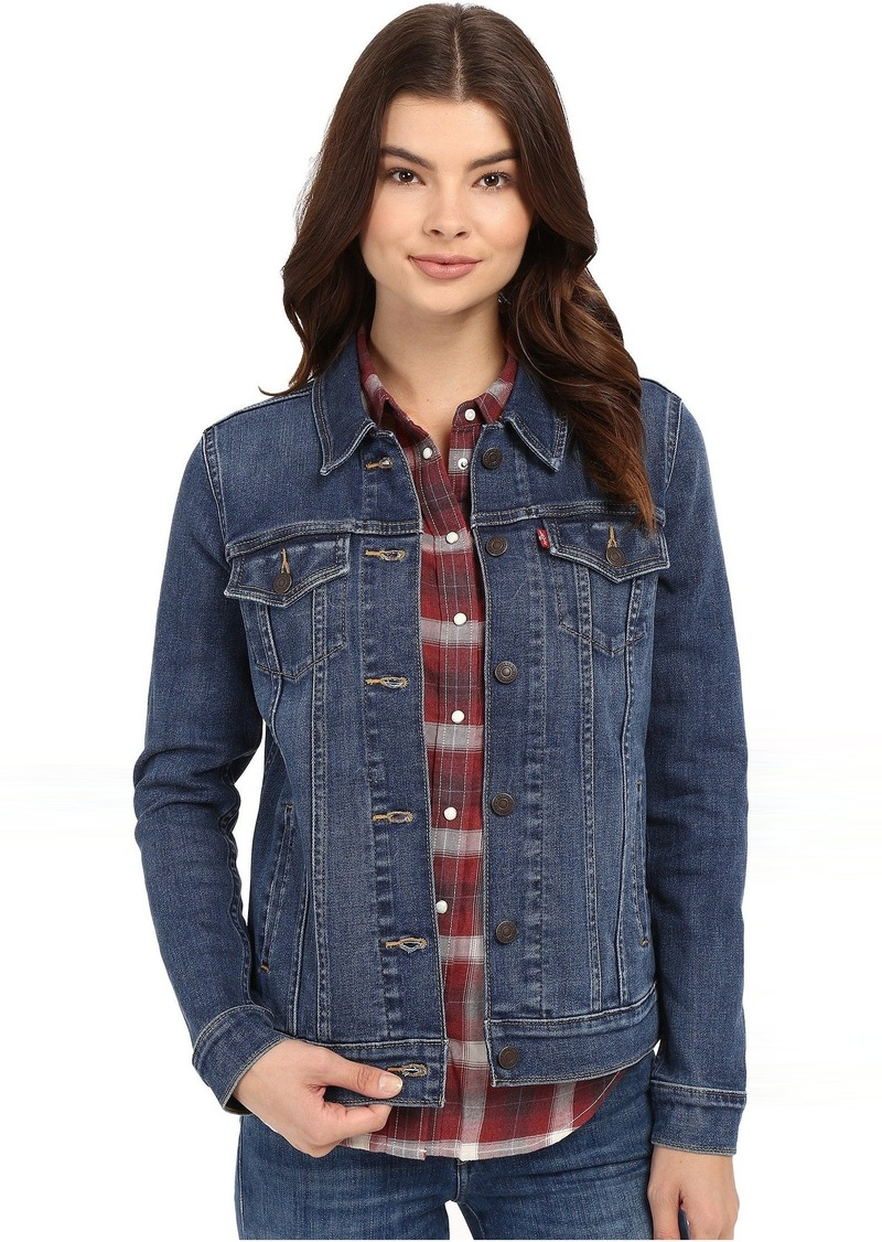 ... Levi s Womens Boyfriend Trucker Jacket