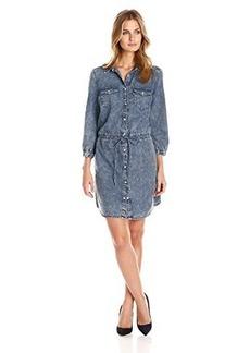 Levi's Women's Chambray Shirt Dress