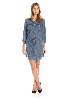 Levi's Women's Chambray Shirt Dress